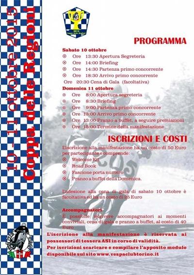 151010_CoppaRegioni_programma