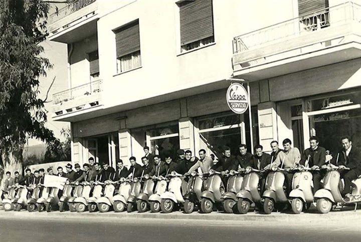 Fine anni '60 - Bordighera -